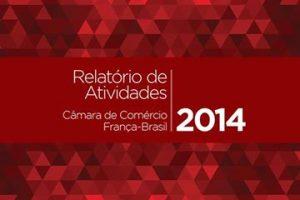 Edição 2014 – Rapport da Câmara de Comércio França Brasil